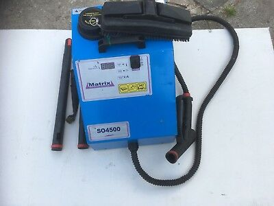 Matrix SO4500 Commercial Steam Cleaner