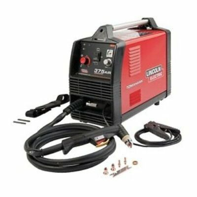 Lincoln Electric Tomahawk 240-Volt 100-PSI Plasma Cutter with Air