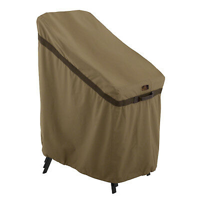 "Classic Accessories Hickory® Stackable Patio Chair Cover-25.5""L x 33.5""D x 45""H"