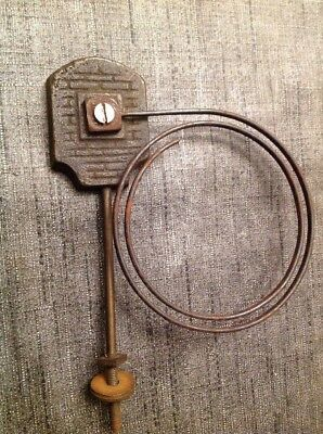 Antique Clock Chime Gong 155X120mm