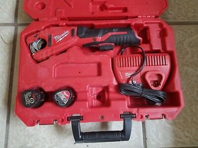 Milwaukee 2471-20 M12 12V Cordless Copper Tubing Cutter (