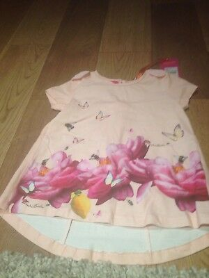 ted baker girls top new with tags