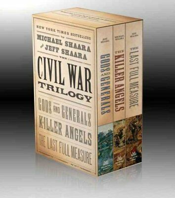 Civil War Trilogy by Michael Shaara 9780345433725 (Paperback, 1999)