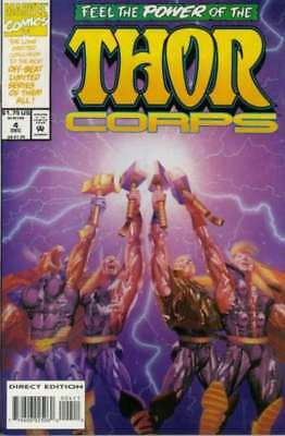 Thor Corps #4 in Very Fine + condition. Marvel comics