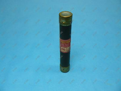 Bussmann FRS-R-2 8/10 Fuse Class RK5 2 1/2 Amps 600 VAC/300 VDC Tested