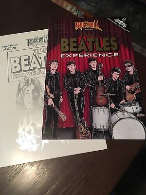 2 Rock n Roll The Beatles Experience Comics Parts 1 n 4