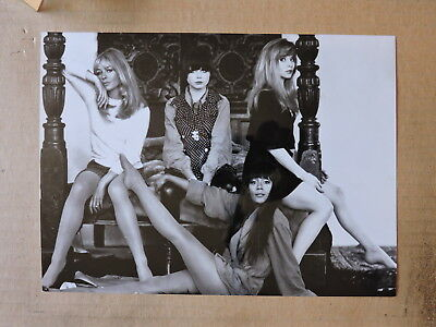 Judy Huxtable Marilyn Rickards Esther Anderson Kathy Simmonds leggy portrait 68