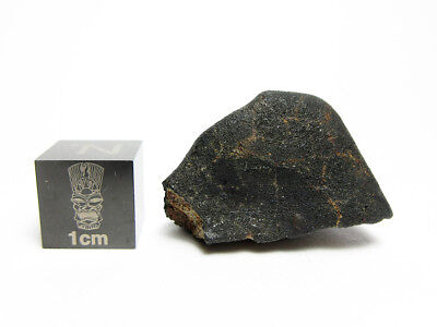 NEW! Yunnan Fall 11.35g Oriented Meteorite Witnessed Fall in Yunnan, China June