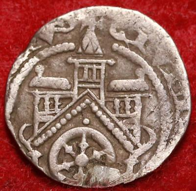 1255 Germany Pfennig Silver Foreign Coin
