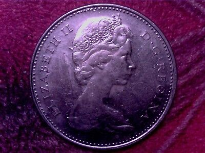 Canada   5  Cents   1971  Jy18