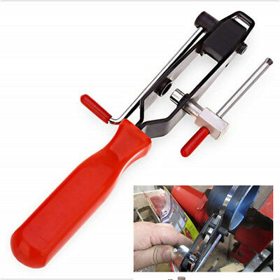 Automotive Car CV Joint Boot Clamp Pliers Banding Crimper Tool With Cutter