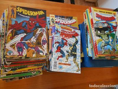 SPIDERMAN VOLUMEN 1 - CASI COMPLETA - FALTAN 25 Nºs DE 314 + 15 ESPECIALES (CHCI