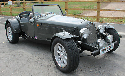 Marlin Roadster With 1600 cc Ford Pinto Motor and 5 Speed Gearbox SUPERB EXAMPLE