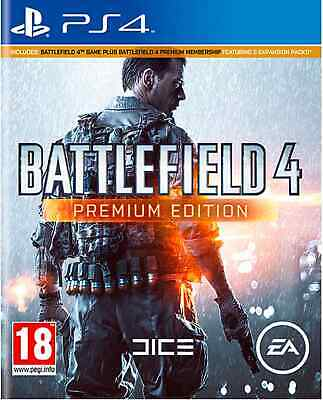 EA Battlefield 4 Premium Edition PlayStation 4 PS4 ITA 1029026
