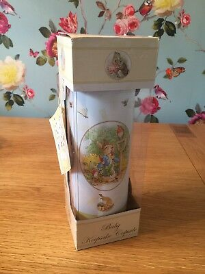 Peter Rabbit Baby Keepsake Capsule, BNIB, Photo Album, Trinket Box Etc.