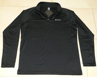 Odlo Funktionsshirt * warm * XXL * TOP * 1/2 Zip Midlayer