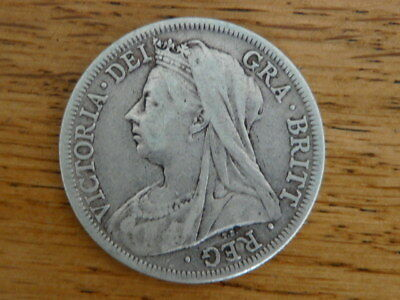 Victoria Half Crown 1901 - Lot 6