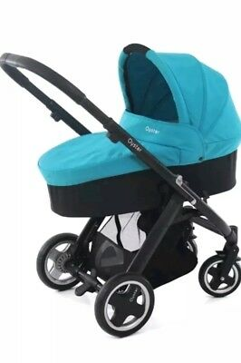 oyster zero carrycot colour pack. BLUE