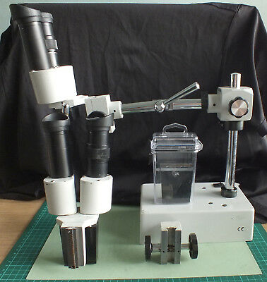 Used Stereo Microscope + Extras!