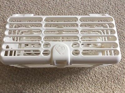 Baby Bottle teat / Dummy / Bottle Bits dishwasher basket