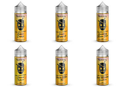 VOODOO CLOUDS by Vaper's Valley AROMA 3er-SPARPAKET 6 Sorten made in zwitzerland