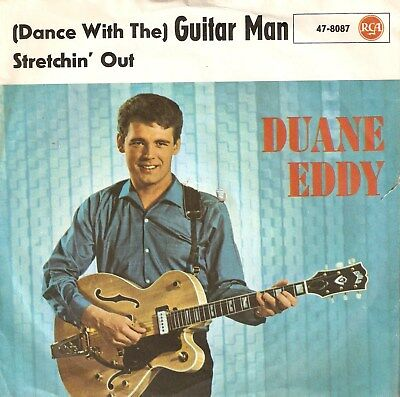 duane eddy:  (dance with the) guitar man
