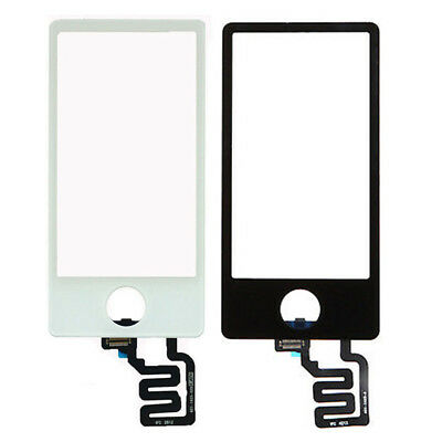Touch Digitizer Screen Glass Panel Assembly Replacement For iPod Nano 7 7th Gen
