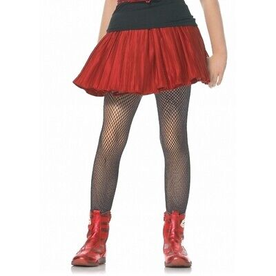 Fishnet Tights Child Sizes - Black