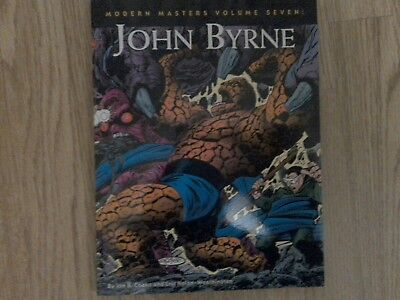John Byrne - Modern Masters Volume 7 Twomorrows publishing.