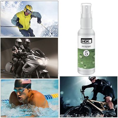 50ml Lens Swimming Goggles Safe Driving Glass Coating Anti-fog Agent Spray