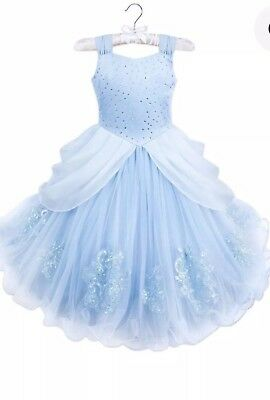 NWT Disney Parks Exclusive Girls Signiture Collection Cinderella Gown Dress