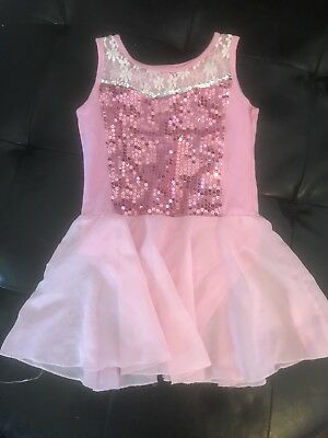 Girls Size 7/8 Gymnastic Outfit