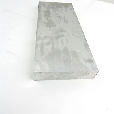 "1.5"" thick 1 1/2  Aluminum 6061 PLATE  6.25"" x 16.325"" Long  sku 175085"