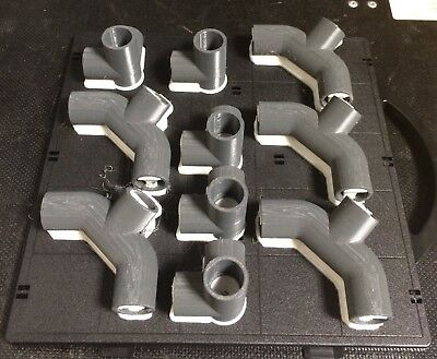 3D Printing Service, FDM, MJP, Hi-Res, Thermoplastic, Resin, Parts Tooling
