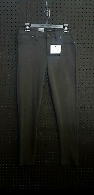 Nwt- Calvin Klein Charcoal Grey Skinny Jegging Pants Womens 6