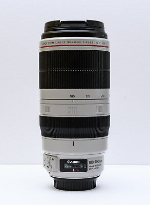 Canon EF 100-400mm f/4.5-5.6L IS II USM Lens - Zoom Lens With Original Box
