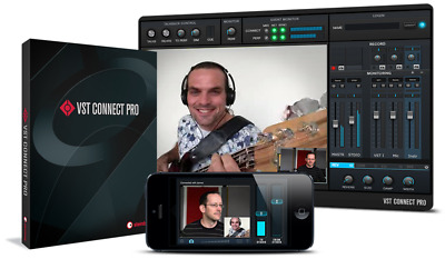 New Steinberg VST Connect Pro Complete Remote Recording Software eDelivery