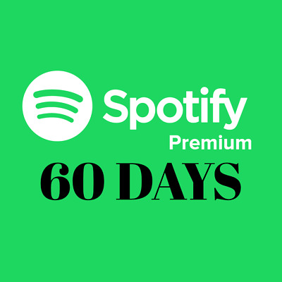 Brand New Spotify Premium Account | 60 DAYS | 2 MONTHS | Fast shipping