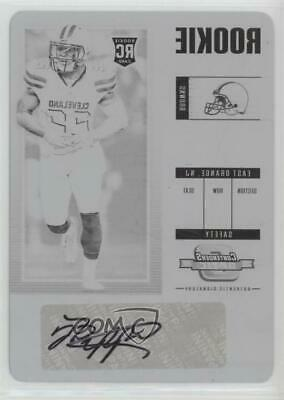 Verzamelkaarten: sport 2017 Panini Contenders Optic 164 Rookie Ticket Autograph Jabrill Peppers Auto RC