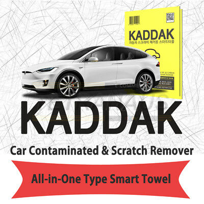 Car Scratch Remover All-in-One Smart Towel KADDAK Scratch Repair & Polish Tool