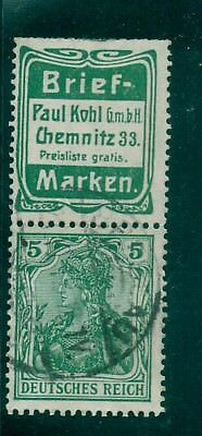 DR Germania Zus.-dr. S 1/ R 10