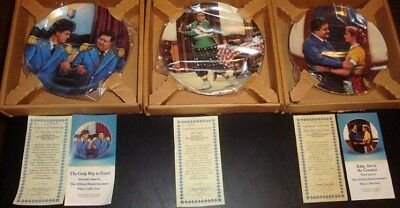 8 Honeymooners Collectible Plates Still In Boxes With Papers