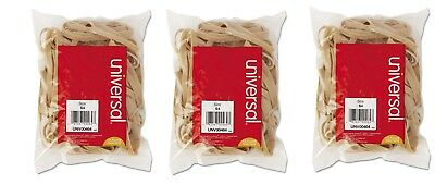 Universal Rubber Bands Size 64 3-1/2 x 1/4 80 Bands/1/4lb Pack
