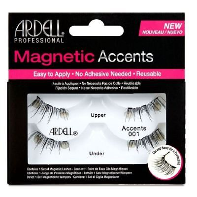Ardell cils magnétiques Accents 001 1 2 3 6 12 Paquets