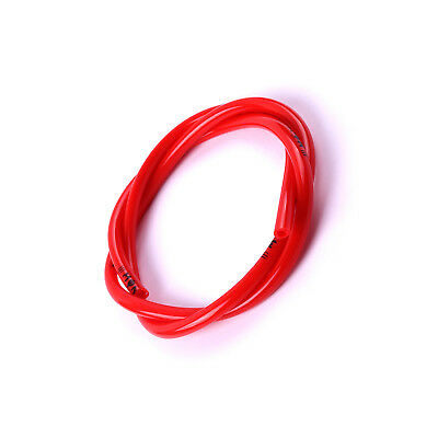 1xMeter Universal Motorcycle Fuel Line Petrol Pipe ID 4.3mm OD 7mm Gas Oil Hose