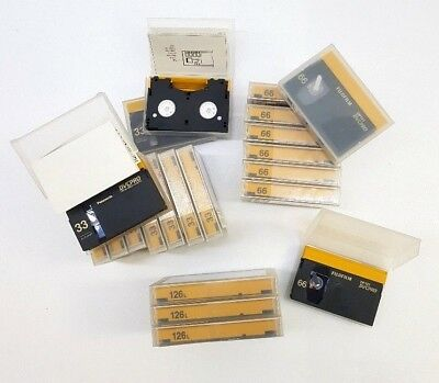 DVCPRO HD Tapes  - various 33 and 66 and 126 Genuine Panasonic tapes - HDX900