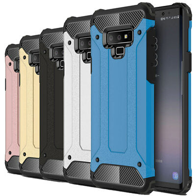 Shockproof Tough Hybrid Bumper Armor Protective Case For Samsung Galaxy Note 9