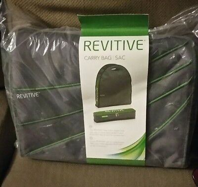 REVITIVE Circulation Booster CARRY BAG, Brand New, Sealed