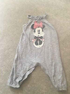 Girls Minimouse Playsuit Age 1.5/2yrs