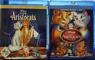 Disney's THE ARISTOCATS (Blu-Ray ONLY)